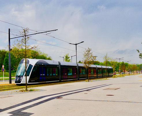 Stadtbahn Luxemburg