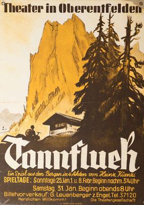1942 Tannflueh