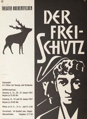 1957 Der Freischütz