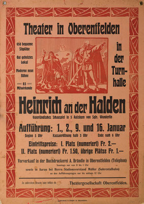 1910 Heinrich von der Halde
