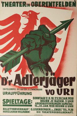 1938 Dr Adlerjäger vo Uri