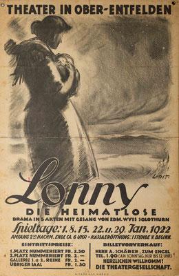 1922 Lonny die Heimatlos