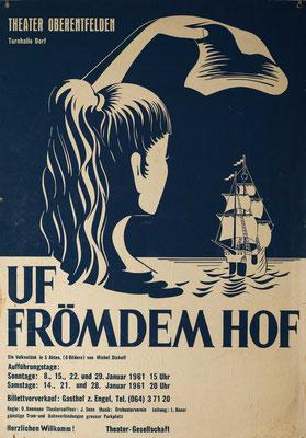 1961 Uf frömdem Hof