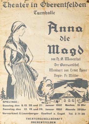 1952 Anna die Magd