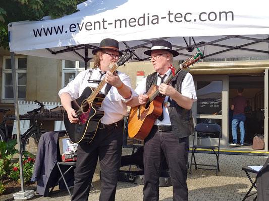 Juli 2019, Strassenmusikfest Herrenberg