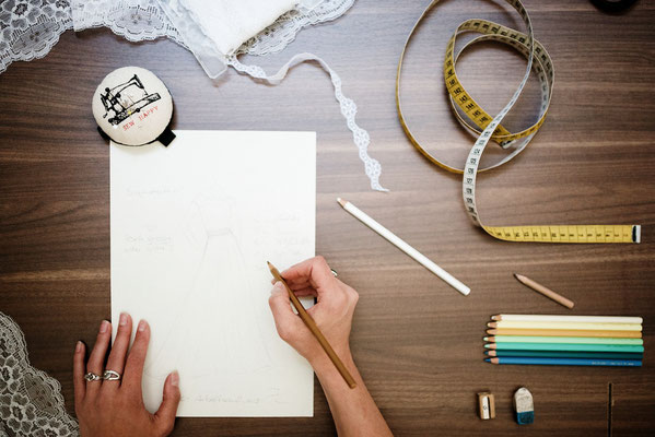 Kreativ sein und nähen