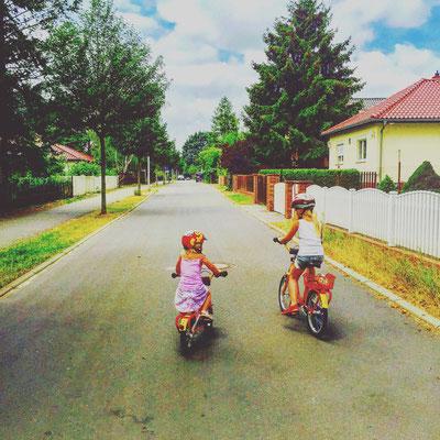 Fahrradtour in Brandenburg