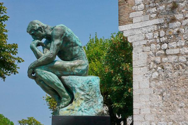 Le Penseur,  Auguste Rodin