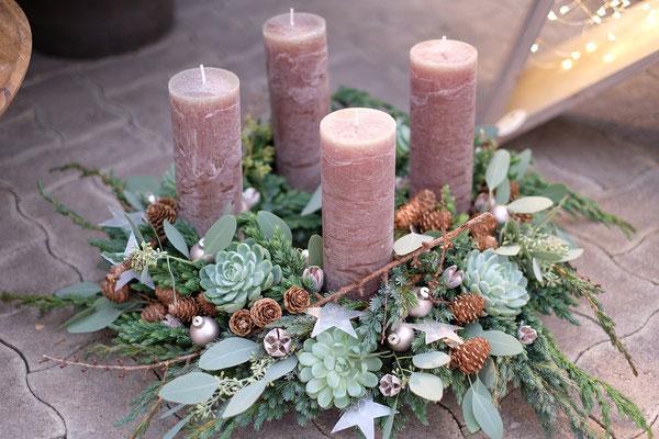 Kerzengesteck