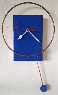 hangklok blauw