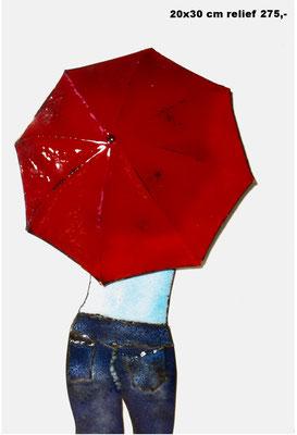 ong. 20x30 cm regen Verkocht