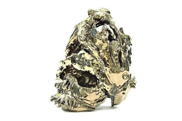 Skull I, 2020, Keramik, 15 x 13 x 21 cm