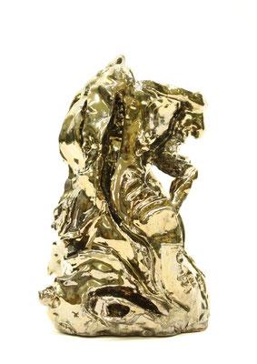 Level, 2018, Keramik, 15 x 15 x 20 cm