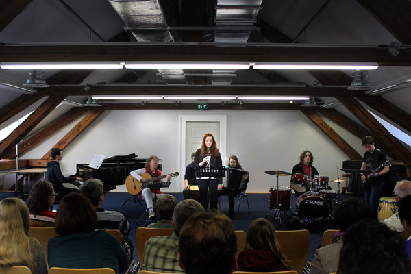 Abschlusskonzert Musikmentorenausbildung Landesmusikakademie Sondershausen