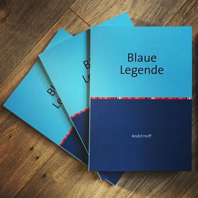 Testleseexemplare von Blaue Legende