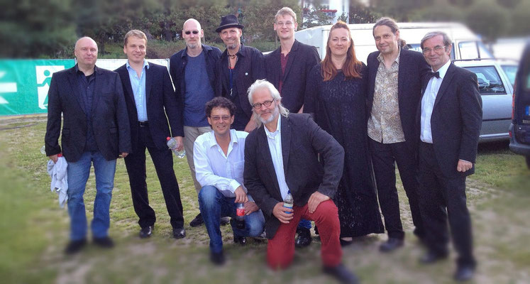 +Putensen Beat Ensemble 2014