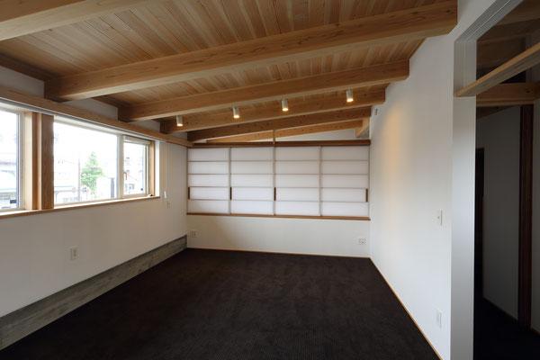 2階フリースペース(将来子供室)