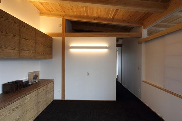 2階(子世代)寝室