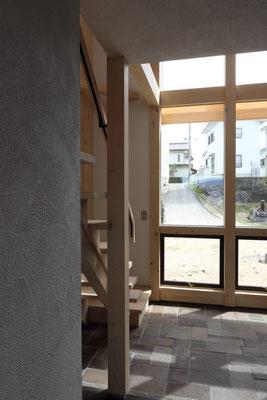 木造カーテンウォール