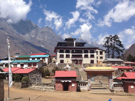 Kloster Tenboche auf 3.800m