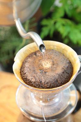 ペーパードリップコーヒー レインボーコーヒー