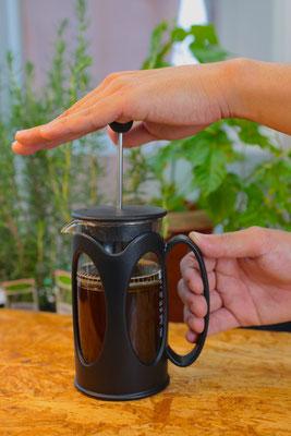 フレンチプレス レインボーコーヒー