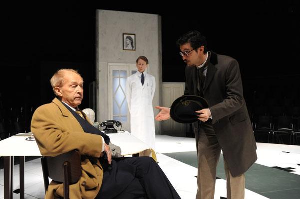 PROF. BERNHARDI. Regie: Hermann Beil. Foto: Dimo Dimov. Festspiele Reichenau 2015.
