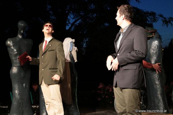 VOLPONE. Regie: Daniel Pascal. Pascal Productions. 2013.