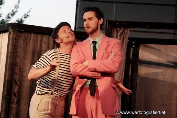 DER KAUFMANN VON VENEDIG. Regie: Daniel Pascal. Pascal Productions, 2012. Ⓒ Werner Redl