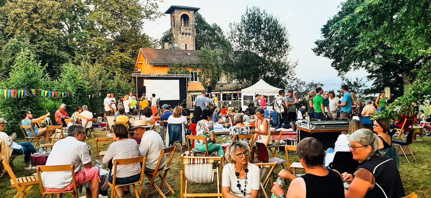 01: Sommerfest am Hoyerbergschlössle (Foto von Michael Maier)