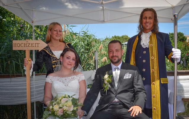 Toxa Hochzeitsplanung