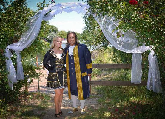 Hochzeit planen lassen