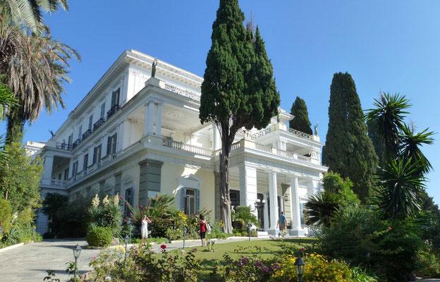 Bild: Palast der Sissi