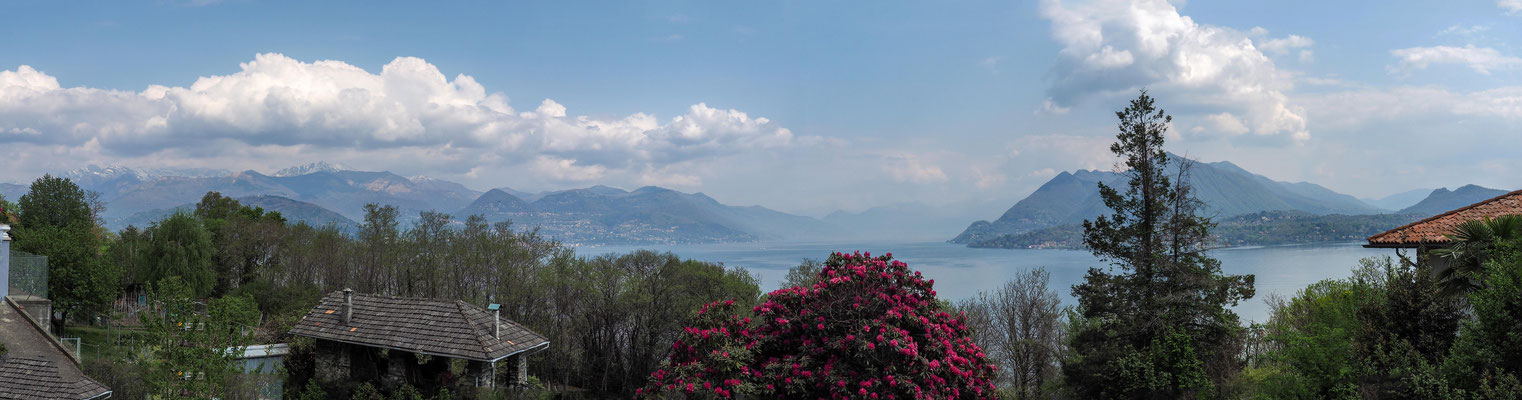 Bild: Blick auf den See