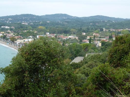 Bild: Blick über den Ort