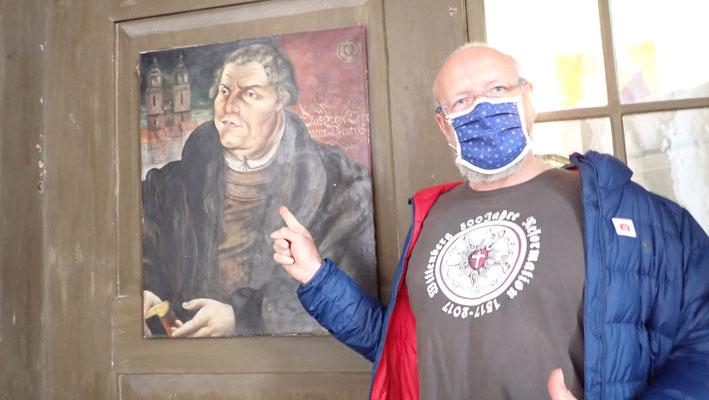 Luther und Thomas