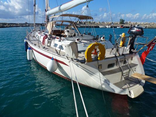 Bild: Segelboot
