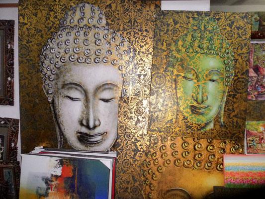 Bild: Kunst auf Bali - Foto 8