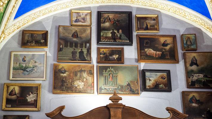 Bild: Gemälde in der Kirche