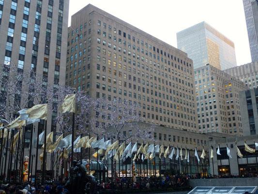 Bild: Rockefeller Platz