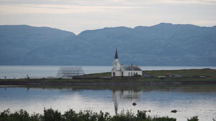 Bild: Nesseby Kirke