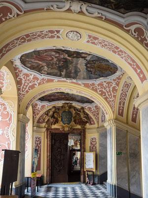 Bild: Die Räume der Universität von Breslau - Foto 4