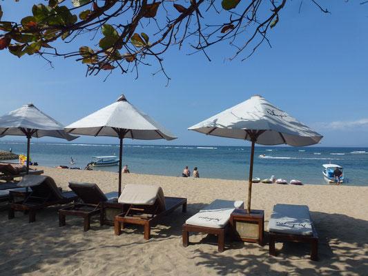 Bild: Strand in Sanur auf Bali - Foto 5