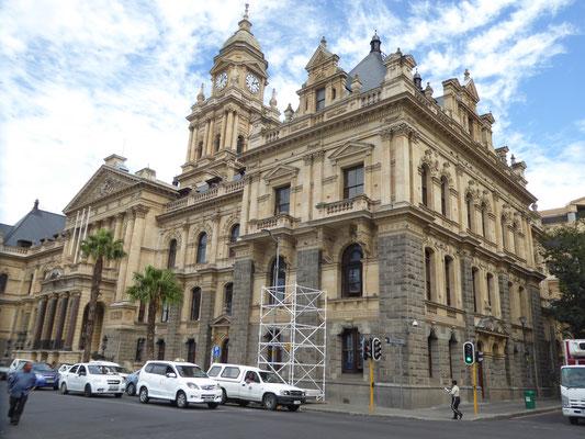 Bild: Das Rathaus in Kapstadt