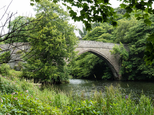 Bild: Brig o´Balgownie Brücke
