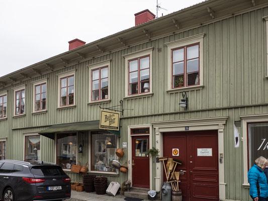 Viele Cafés in Alingsås