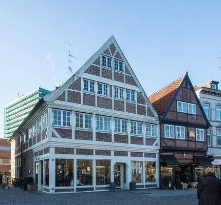 Bild: Alte Häuser in Bergedorf - Foto 2