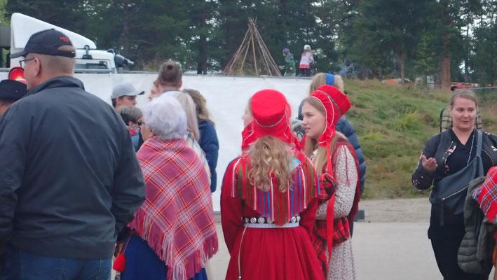 Bild: Gäste Ijahis Idja Festival