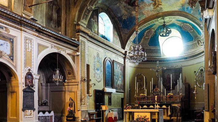Bild: Calogna Chiesa di San Bartolomeo