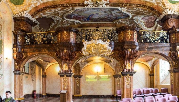 Bild: Die Räume der Universität von Breslau - Foto 3